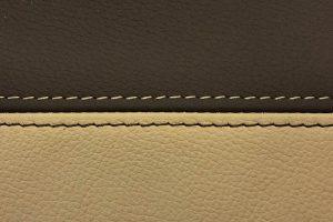 Buffalino-Leder-Chocoladebruin-en-Beige-dubbel-stiksel-300x200