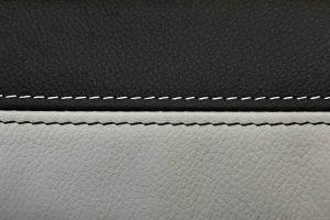 Buffalino-Leder-Grijs-en-Zwart-dubbel-stiksel-300x200