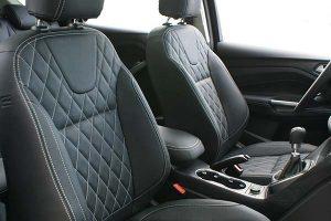 Ford-Kuga-Buffalino-Leder-Zwart-Diamond-Stiksel-Voorstoelen-300x200